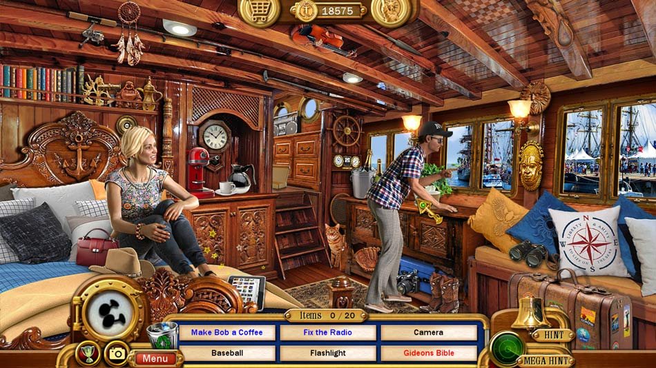 Hidden Object Games Without Stories
