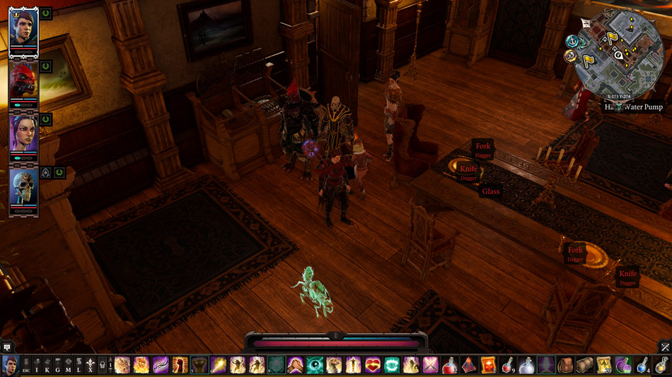 Playing as a female protagonist in RPG Divinity: Original Sin 2