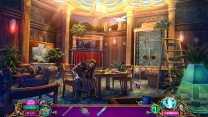 Scene from a HOPA game