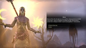 Talking to Azure in ESO