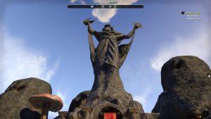 Statue of Azura