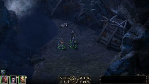 Isometric RPG: A screenshot from Pillars of Eternity