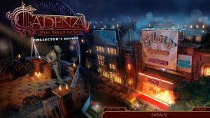 Hidden object games series: Cadenza